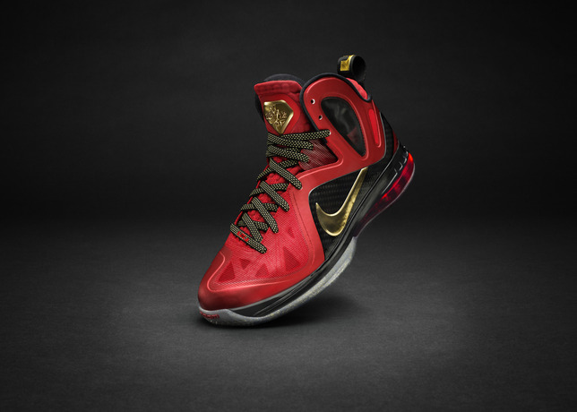 Nike Unveils the LeBron 9 Championship Pack