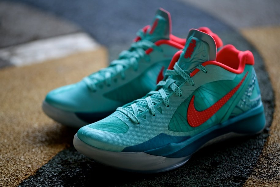 d2b810af Nike Zoom Hyperdunk 2011 Low Son of Dragon Pack - New Images ...