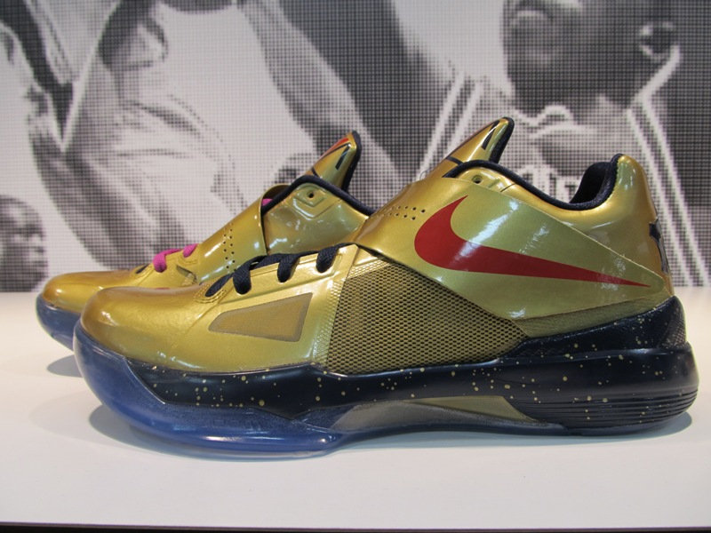 Nike Zoom KD IV 'Gold Medal' - Another Look