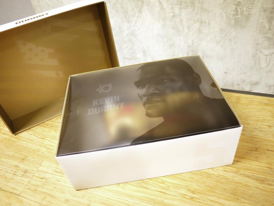 Nike Zoom KD IV 'Gold Medal' - 'United We Rise' Packaging + Detailed Look