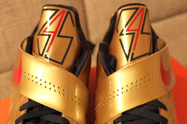 Nike Zoom KD IV 'Gold Medal' - New Images