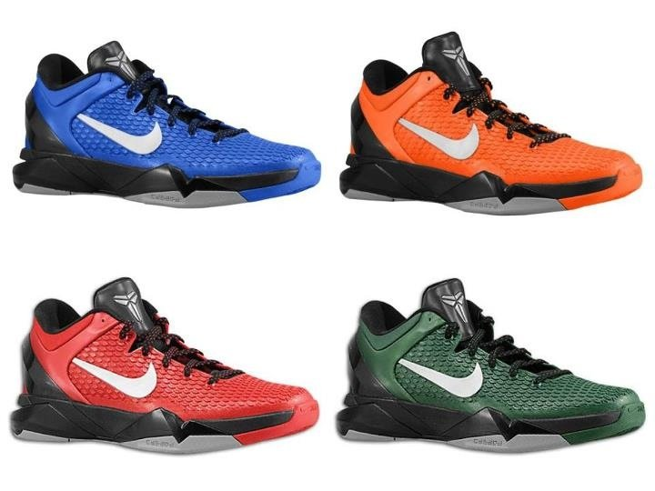 Nike Zoom Kobe 7 - TB Colorways