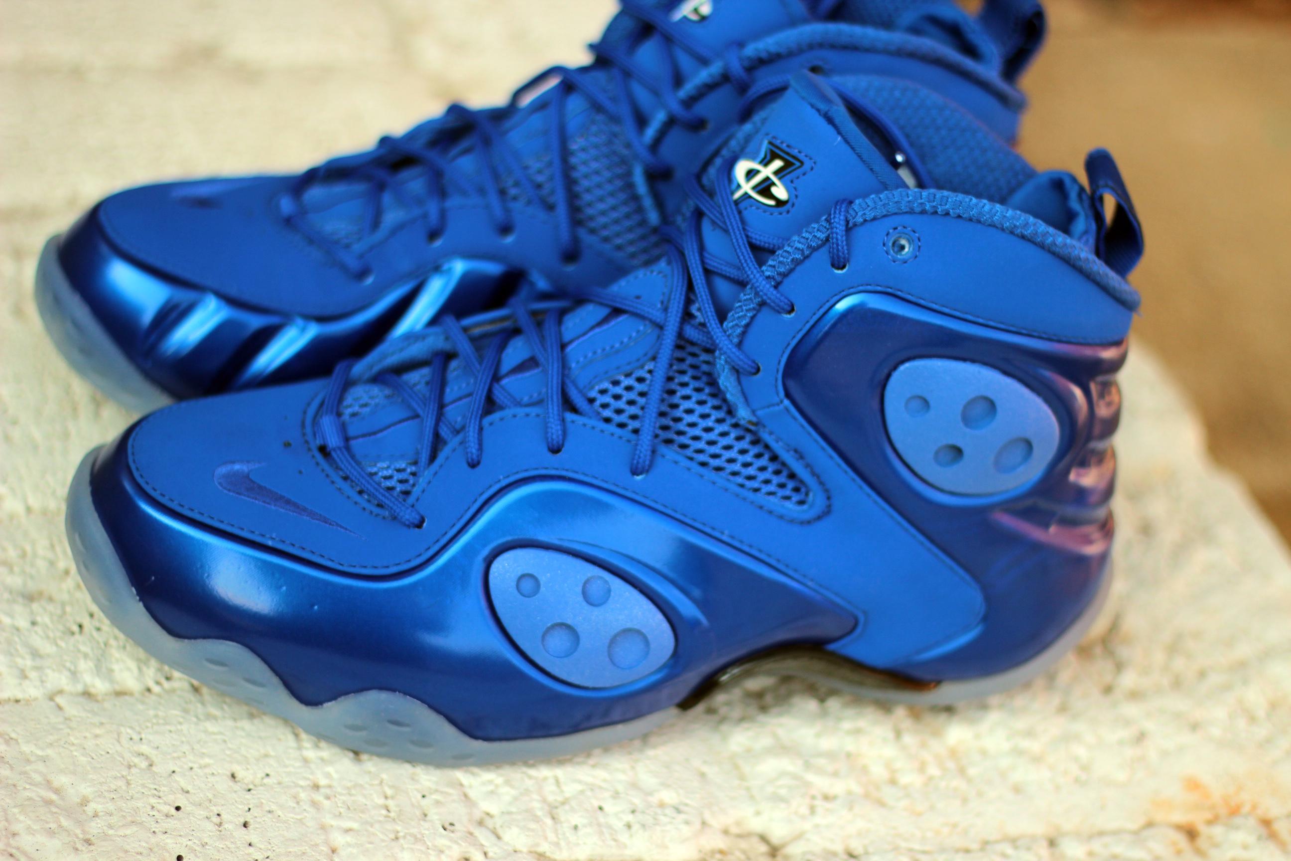 Nike Zoom Rookie LWP 'Memphis Blues' at Social Status