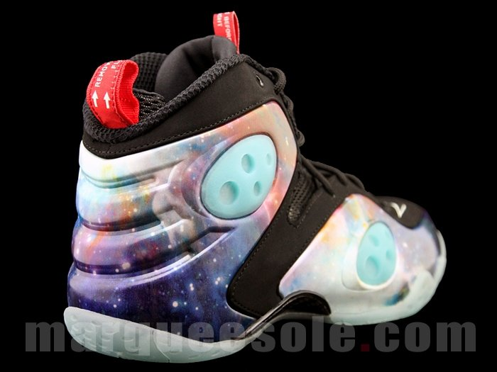 Nike Zoom Rookie LWP 'Galaxy' Glow-In-The-Dark Pods