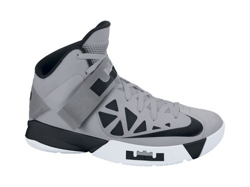 Nike Zoom Soldier 6 'Wolf Grey/Black-Cool Grey-White'