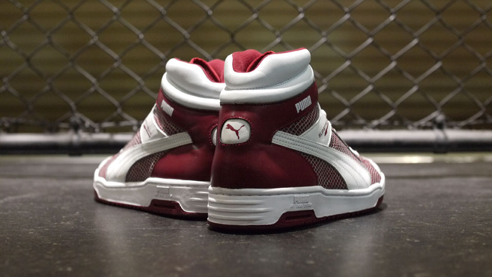 PUMA Japan Slipstream Snake 'Burgundy' at mita