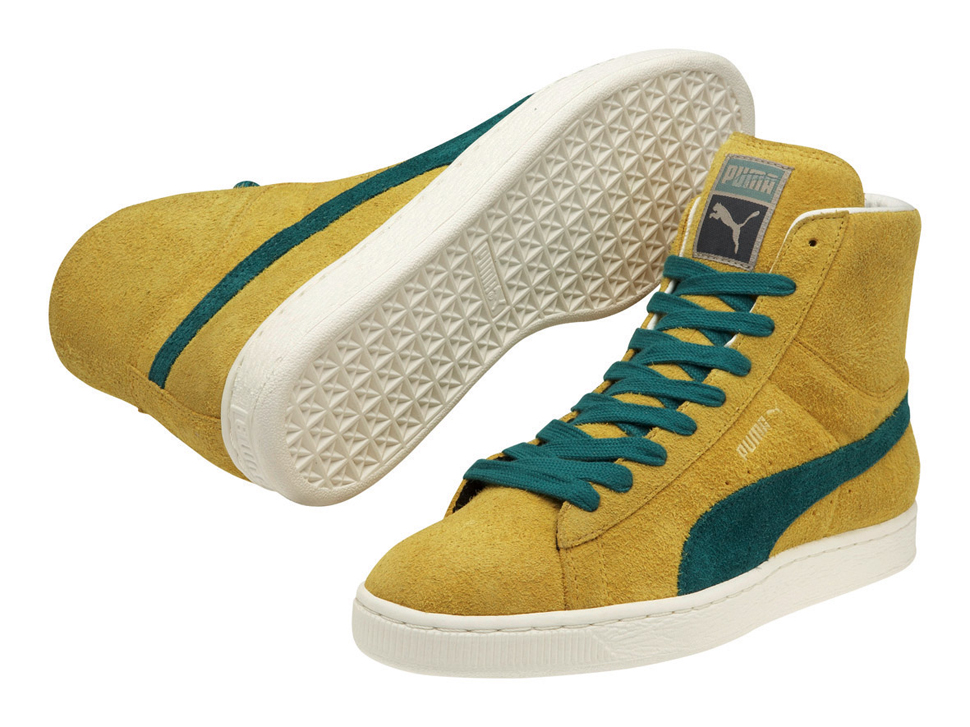 PUMA Suede Vintage Collection - Fall 2012