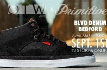 Primitive x Vans OTW Bedford 'The Blvd' – New Images