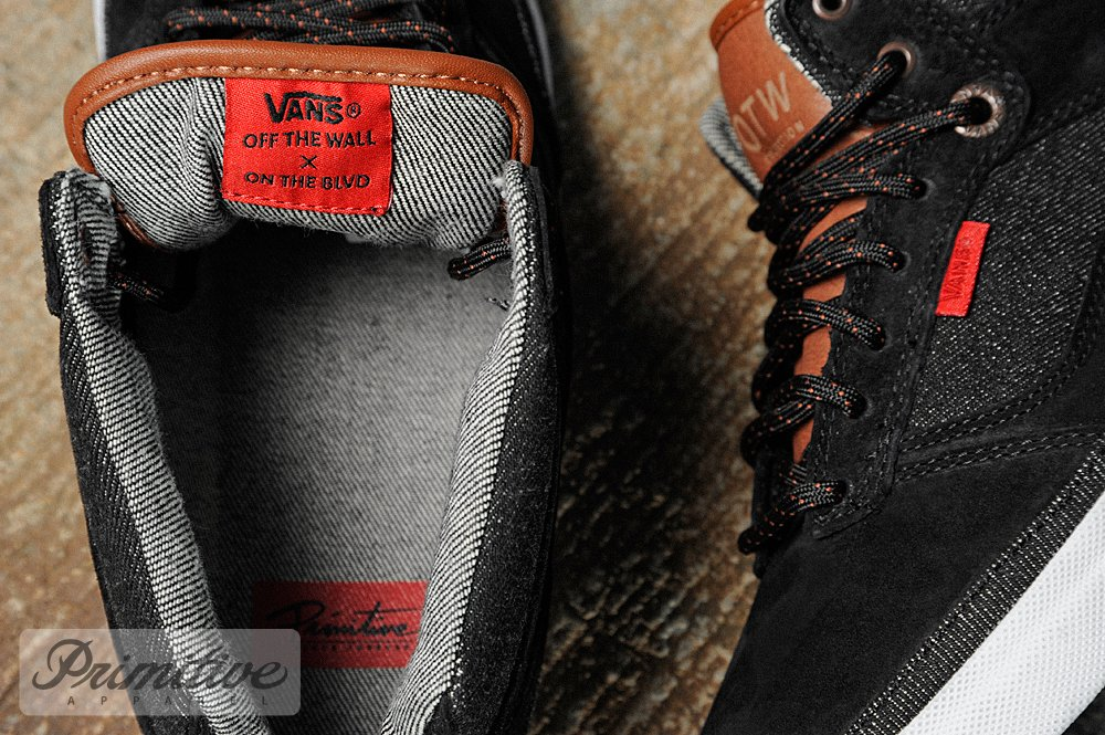 Primitive x Vans OTW Bedford 'The Blvd' - New Images
