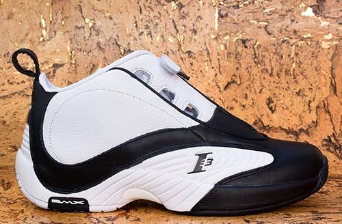 Reebok Answer IV 'White/Black' Pre-Order at Packer Shoes