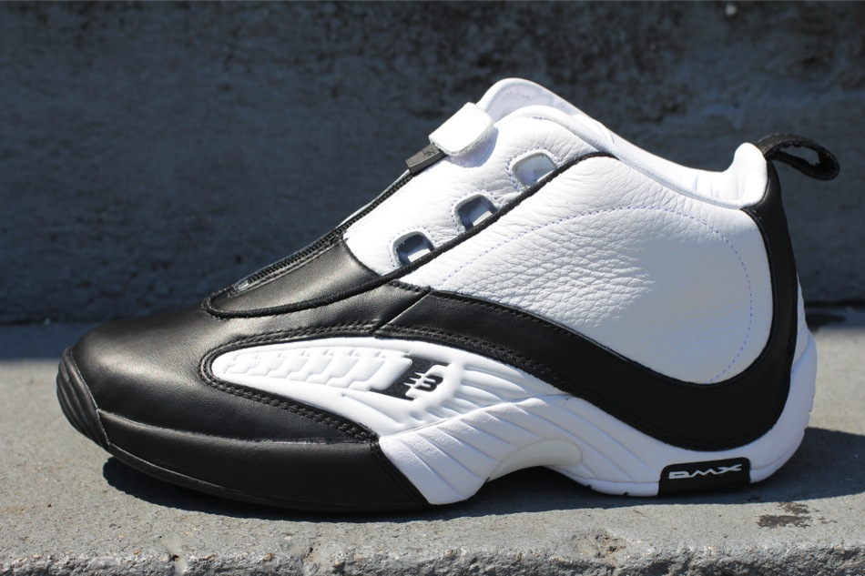 Reebok Answer IV 'White/Black' at Oneness