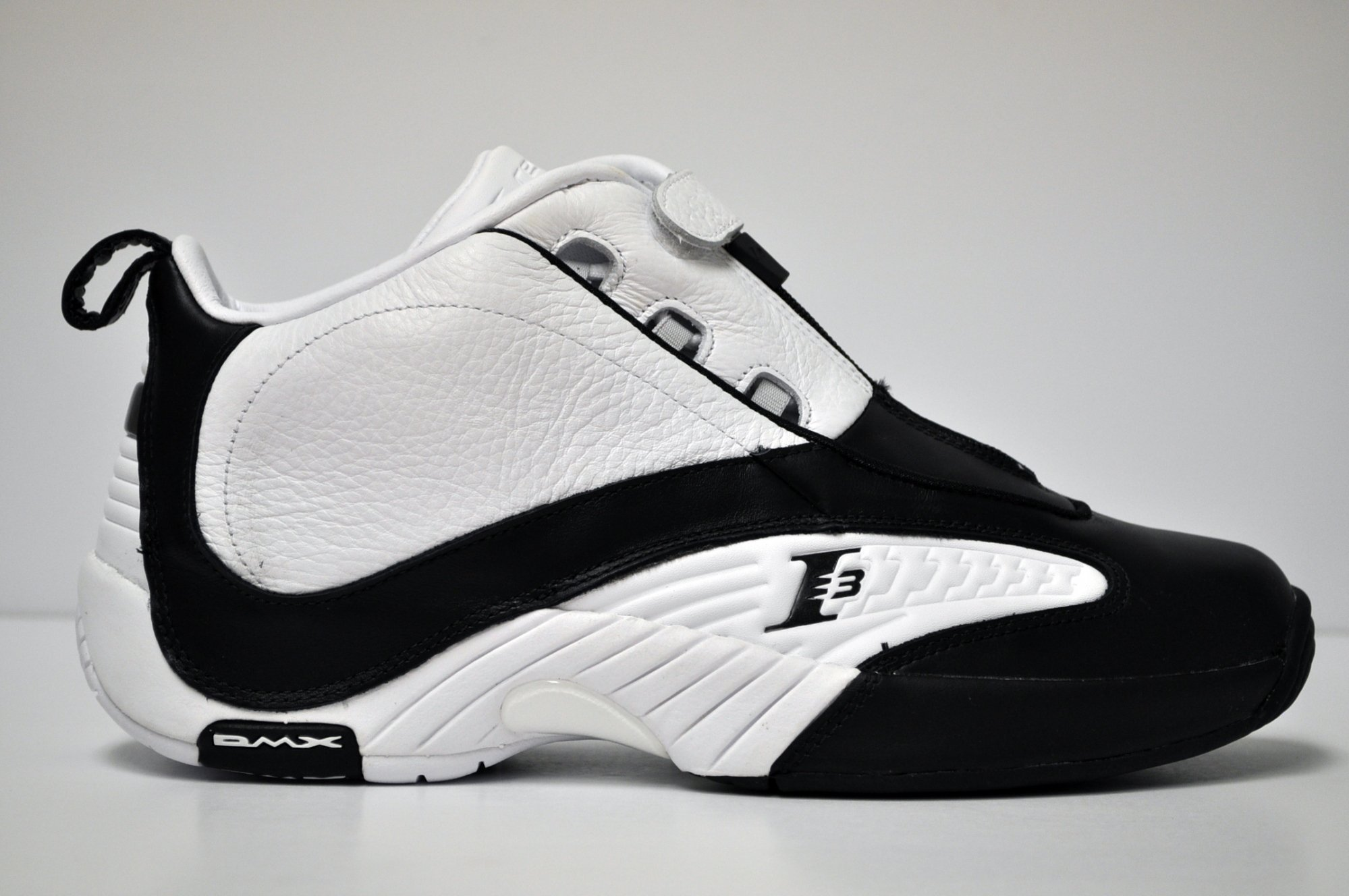 f00cb8c5d938 ... Reebok Answer IV WhiteBlack at The Vault ...