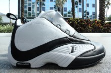 Reebok Answer IV 'White/Black' – Detailed Images