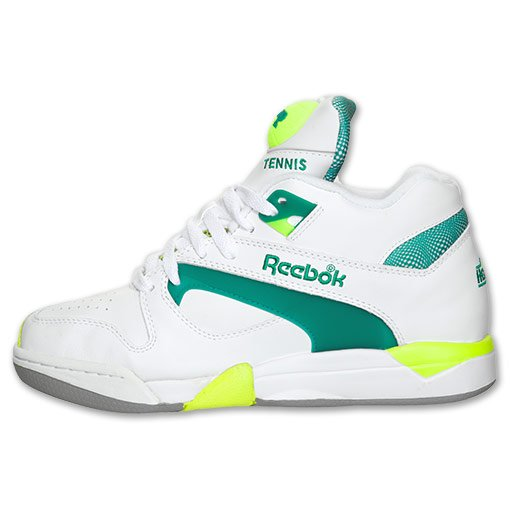 Reebok Court Victory Pump 'Michael Chang' at Finish Line