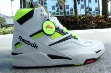 Reebok Twilight Zone Pump 'Dominique Wilkins' 2012 Retro