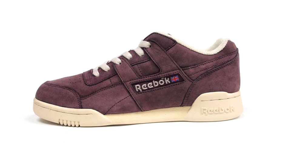 Reebok Workout Plus Vintage 'Burgundy'