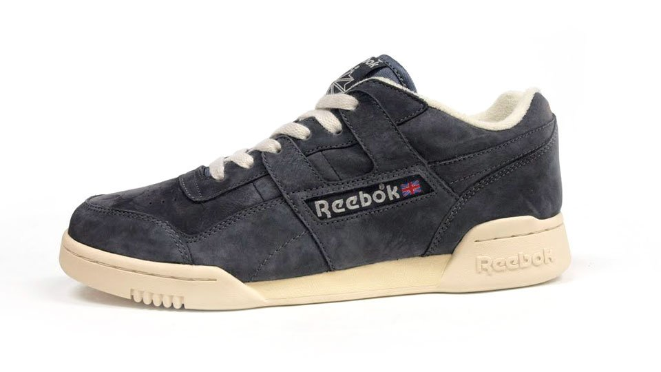 Reebok Workout Plus Vintage 'Grey'