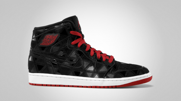 Release Reminder: Air Jordan 1 J2K High 'Black/Varsity Red-White'