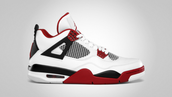Release Reminder: Air Jordan 4 'Fire Red'