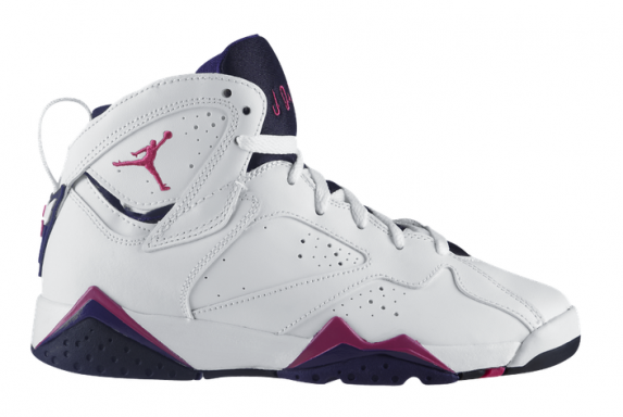 Release Reminder: Air Jordan 7 GS 'Fireberry'