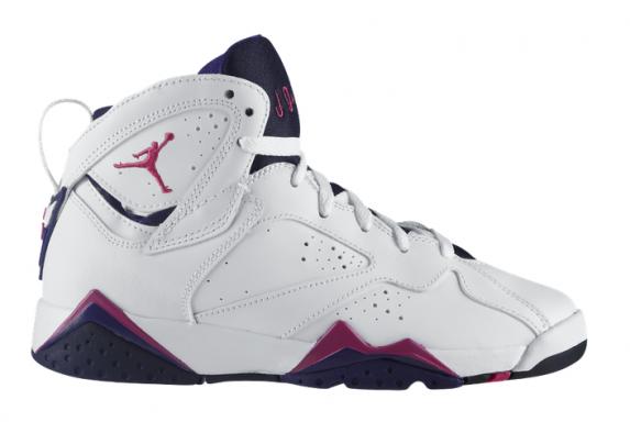 Release Reminder: Air Jordan 7 GS 'Fireberry'