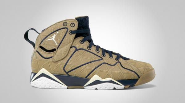 Release Reminder: Air Jordan 7 J2K 'Filbert/Natural-Obsidian-White'