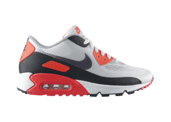Release Reminder: Nike Air Max 90 Hyperfuse NRG 'Infrared' at Finish Line