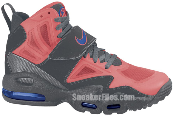 Release Reminder: Nike Air Max Express 'Hot Punch/Game Royal-Cool Grey'