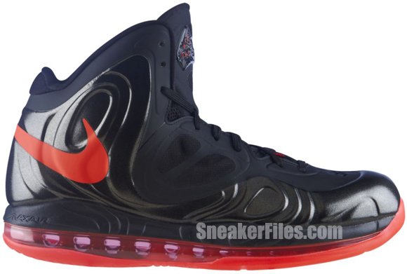 Release Reminder: Nike Air Max Hyperposite 'Black/Bright Crimson-Black'