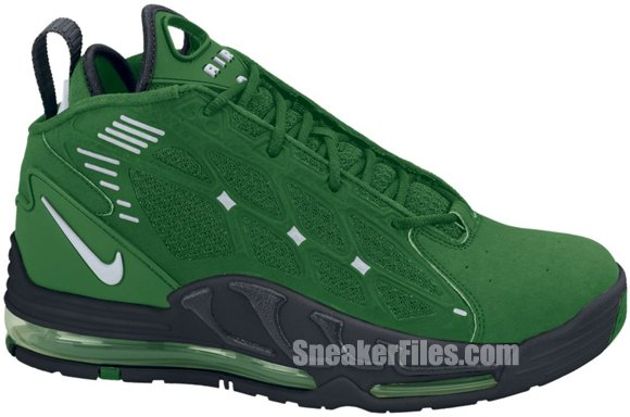 Release Reminder: Nike Air Max Pillar 'Pine Green/Metallic Silver-Black'
