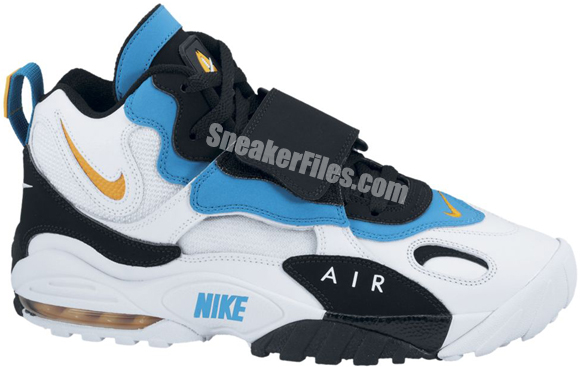 Release Reminder: Nike Air Max Speed Turf 'Dolphins'