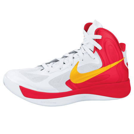 Release Reminder: Nike Hyperfuse 'White/University Gold-University Red'
