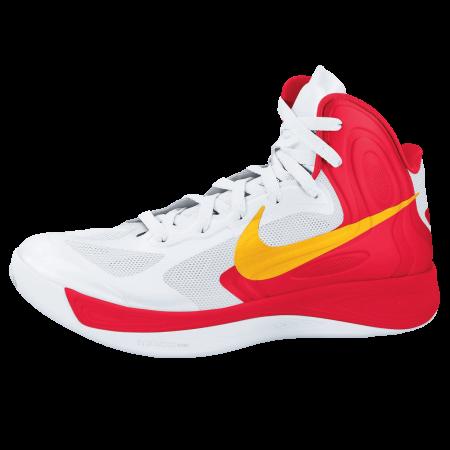 Release Reminder: Nike Hyperfuse 'White/University Gold-University Red'