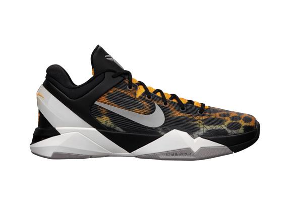 Release Reminder: Nike Kobe 7 'Cheetah'