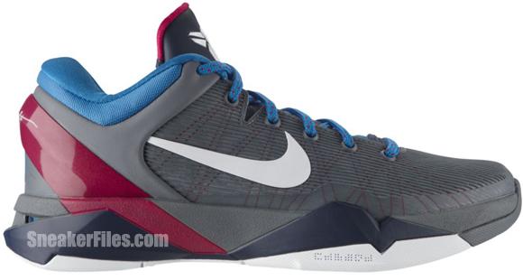 Release Reminder: Nike Kobe 7 London