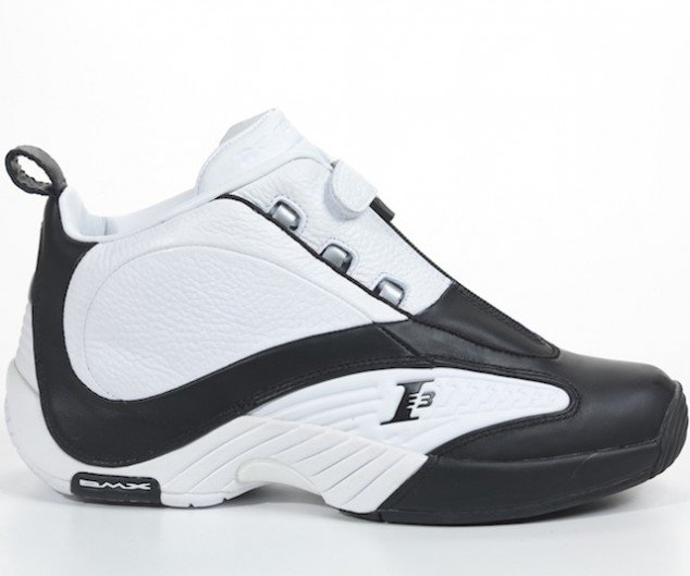 Release Reminder: Reebok Answer IV 'White/Black'