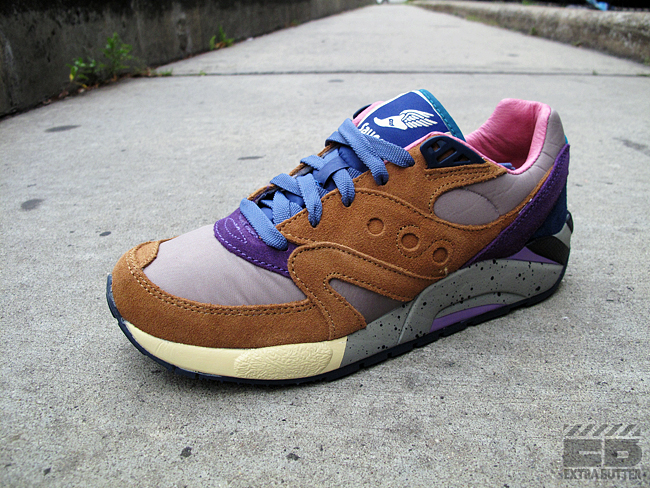 Saucony Elite G9 Series at Extra Butter