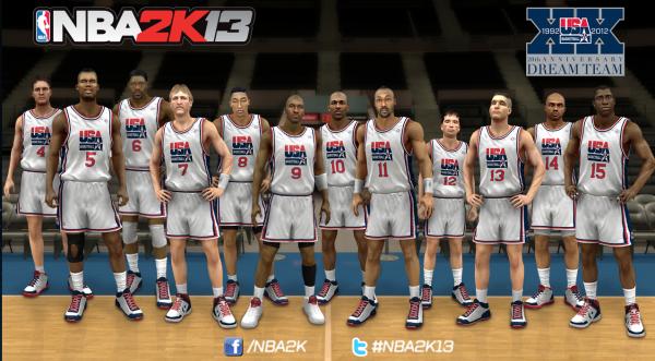 Scottie Pippen Added to NBA 2K13's Virtual Dream Team