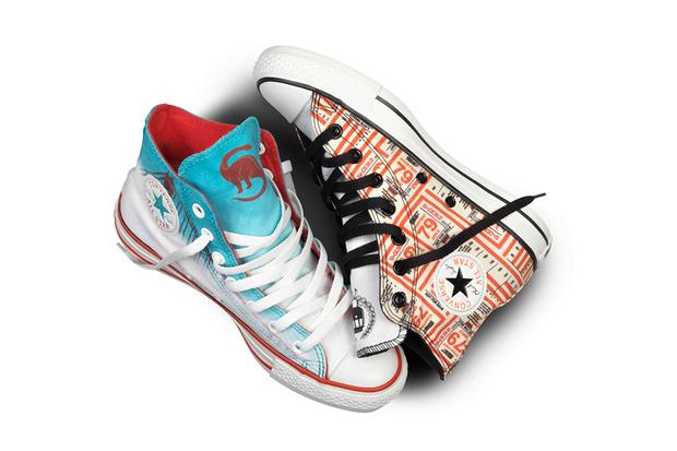 ShoeBiz x Converse Chuck Taylor All-Star San Francisco City Pack