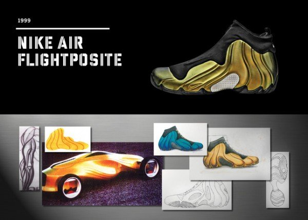 Twenty Designs That Changed The Game – Nike Air Flightposite