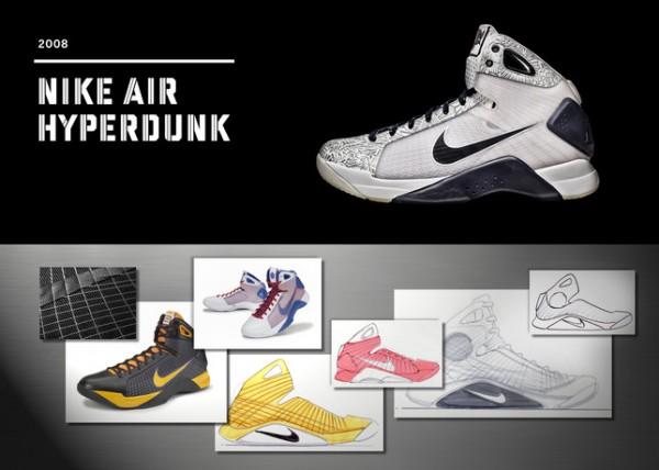 Twenty Designs That Changed The Game – Nike Air Hyperdunk