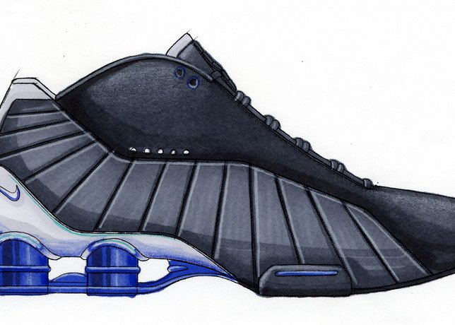 Twenty Designs That Changed The Game – Nike Shox BB4