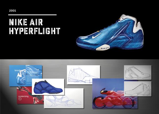 Twenty Designs That Changed The Game - Nike Air Hyperflight