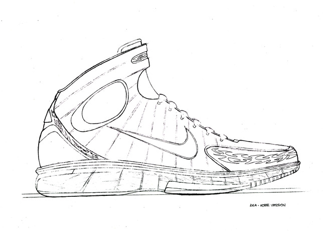 Twenty Designs That Changed The Game - Nike Air Zoom Huarache 2K4