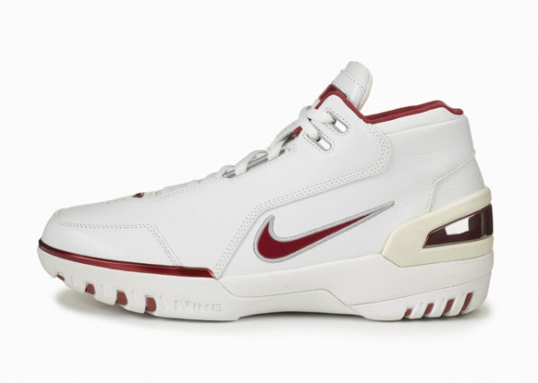 Twenty Designs That Changed The Game - Nike Zoom Generation