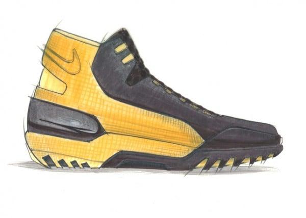Twenty Designs That Changed The Game - Nike Zoom Generation