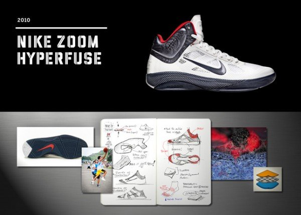 Twenty Designs That Changed The Game - Nike Zoom Hyperfuse
