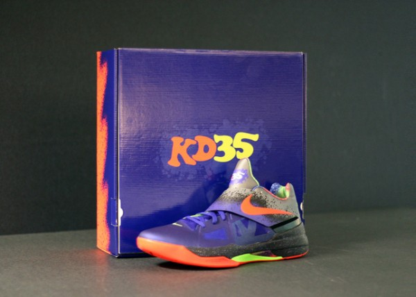 Twenty Designs That Changed The Game - Nike Zoom KD IV