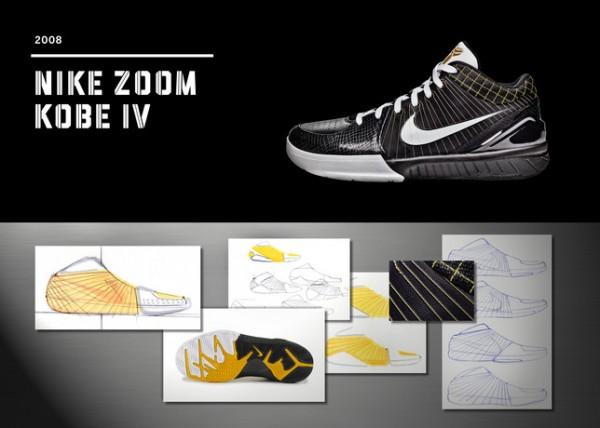 Twenty Designs That Changed The Game - Nike Zoom Kobe IV