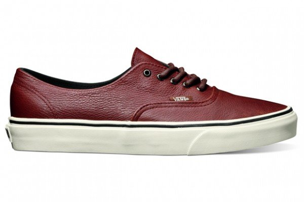 Vans California Authentic Decon - Fall 2012